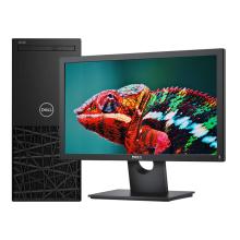 """全新 戴尔Dell 成铭3980 办公台式机(i7-8700/8GB/1TB/E1916H/18.5""""/VGA+DP)-艾特租电脑租赁平台"""