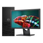 全新 戴尔Dell 成铭3980 办公台式机(i7-8700/8GB/1TB/E1916H/18.5