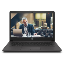 """全新 惠普HP 246 G7 笔记本电脑(i3-7020U/4GB/256GB SSD/Win10H/14""""/独显AMD Radeon R5 M520/HD)-艾特租电脑租赁平台"""