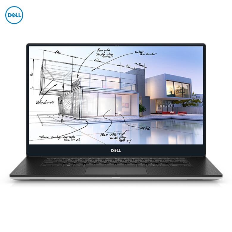 戴尔(DELL)Precision5540麒麟版15.6英寸移动图形工作站笔记本I7-9750H/16G/512G固态/T1000 4G/4K触控屏