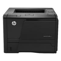 9成新 惠普HP M401N黑白打印机-艾特租电脑租赁平台