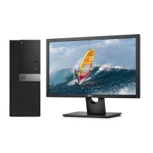 """全新 戴尔 Dell Optiplex 3070MT 台式机电脑(i5-9500/4GB/1TB/21.5""""/VGA+DP)-艾特租电脑租赁平台"""