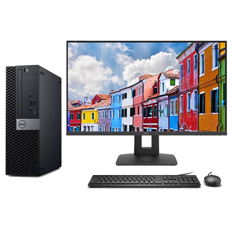 全新 戴尔 Dell Optiplex 5070SFF 台式机电脑