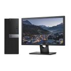 全新 戴尔 Dell Optiplex 3080MT 台式机电脑(i3-10110/4GB/1TB/21.5