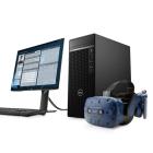 全新 戴尔 Dell Optiplex 7080MT 台式机电脑(i7-10700/16GB/512GB/独显1660S/21.5