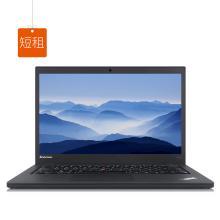 """短租-联想ThinkPad T440s 笔记本电脑(i5/8GB/250GB SSD/14""""/集显)-艾特租电脑租赁平台"""