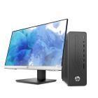 全新 惠普 HP 战66 台式机电脑(R3-3200G/8GB/256GB SSD/23.8