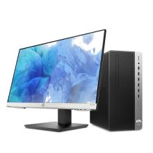 """全新 惠普 HP 战99 G2 台式机电脑(i5-10500/8GB/256GB SSD+1TB/R7 430 2G/23.8""""/VGA+HDMI+DP)-艾特租电脑租赁平台"""