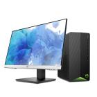 全新 惠普 HP 暗影精灵6 台式机电脑(i5-10400/8GB/256GB SSD+1TB/GTX1650 4G/23.8
