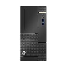 全新 清华同方THTF 超越E500-83655 商用办公主机(i5-10400/8GB/128GB SSD+1TB/Win10H)-艾特租电脑租赁平台