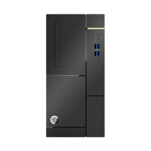 全新 清华同方THTF 超越E500-30901 商用办公主机(i5-10400/16GB/128GB SSD+1TB/RX550X 4G/Win10H)-艾特租电脑租赁平台