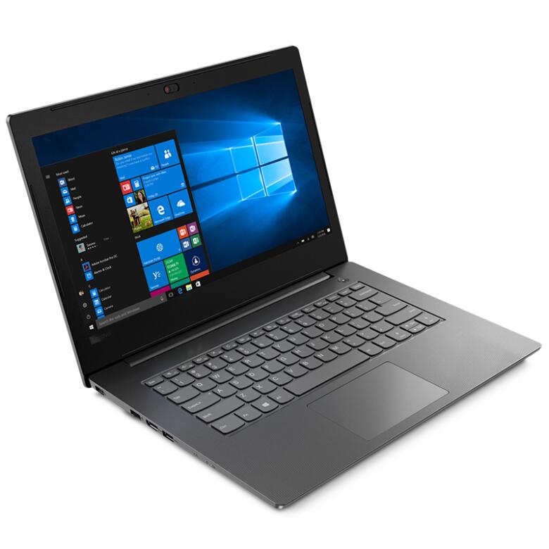 联想(Lenovo)扬天V130 英特尔酷睿 i5 14英寸商务笔记本电脑(i5-7200U 4G 512G SSD 2G独显 win10 防窥摄像头 扬天定制两年上门)灰