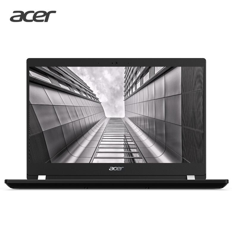 宏碁(Acer)墨舞X40 14英寸商务轻薄笔记本(i5-8250U 4G 256GSSD 指纹识别 微边框 背光键盘 1.6kg Win10)