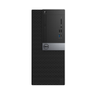 全新 戴尔Dell 7060MT 台式主机(i7-8700/16GB/128GB SSD+1TB/Win10H/独显GTX1650 4G)
