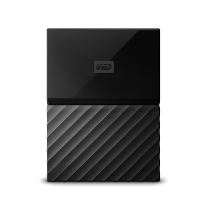 全新 西部数据 WD  My Passport 4TB /2.5''