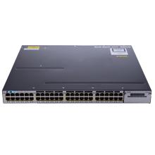 Cisco  WS-C3750X-48T-S 交换机(三层/千兆/350W)